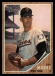 1962 Topps #437  Ray Moore  Front Thumbnail