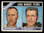 1966 Topps #84  Braves Rookies  -  Jim Beauchamp / Dick Kelley Front Thumbnail
