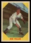 1960 Fleer #26  Bob Feller  Front Thumbnail