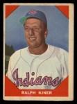 1960 Fleer #79  Ralph Kiner  Front Thumbnail