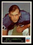 1965 Philadelphia #61   Jim Gibbons  Front Thumbnail
