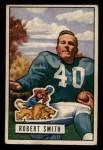 1951 Bowman #101   J Robert Smith Front Thumbnail