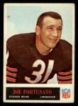 1965 Philadelphia #21   Joe Fortunato  Front Thumbnail
