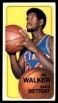 1970 Topps #25   Jimmy Walker  Front Thumbnail