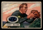 1951 Bowman #129  Jerry Nuzum  Front Thumbnail