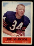 1964 Philadelphia #20   Joe Marconi Front Thumbnail