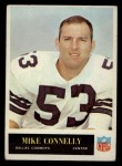 1965 Philadelphia #45   Mike Connelly Front Thumbnail