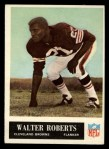 1965 Philadelphia #38   Walter Roberts Front Thumbnail