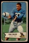 1954 Bowman #41   Doak Walker Front Thumbnail