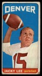 1965 Topps #56   Jacky Lee Front Thumbnail