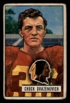 1951 Bowman #35  Chuck Drazenovich  Front Thumbnail