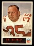 1965 Philadelphia #157   Joe Childress  Front Thumbnail