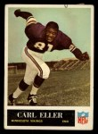 1965 Philadelphia #105   Carl Eller   Front Thumbnail