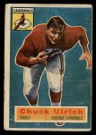 1956 Topps #94   Chuck Ulrich Front Thumbnail