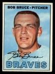 1967 Topps #417 ERR Bob Bruce  Front Thumbnail