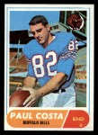 1968 Topps #175  Paul Costa  Front Thumbnail