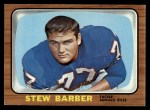 1966 Topps #16   Stew Barber Front Thumbnail