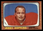 1966 Topps #36   Jerry Hopkins Front Thumbnail