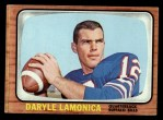 1966 Topps #27   Daryle Lamonica Front Thumbnail