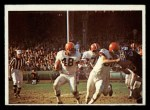 1966 Philadelphia #52  Browns Team  Front Thumbnail