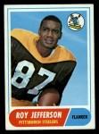 1968 Topps #85   Roy Jefferson Front Thumbnail