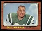 1966 Topps #94   Bill Mathis Front Thumbnail