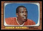 1966 Topps #35  Abner Haynes  Front Thumbnail