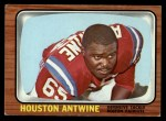 1966 Topps #2  Houston Antwine  Front Thumbnail