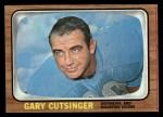 1966 Topps #52   Gary Cutsinger Front Thumbnail