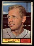 1961 Topps #365   Jerry Lumpe Front Thumbnail