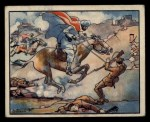 1938 Gum Inc. Horrors of War #185   Moors Attack City to Avenge Ancient Defeat Front Thumbnail