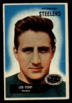1955 Bowman #110  Lou Ferry  Front Thumbnail