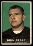 1961 Topps #110  John Regar  Front Thumbnail