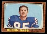1966 Topps #17   Glenn Bass Front Thumbnail