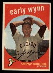 1959 Topps #260 B Early Wynn  Front Thumbnail
