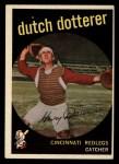 1959 Topps #288   Dutch Dotterer Front Thumbnail