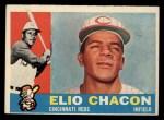 1960 Topps #543   Elio Chacon Front Thumbnail