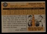 1960 Topps #130  Rookie Stars  -  Frank Herrera Back Thumbnail