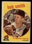 1959 Topps #83   Bobby Smith Front Thumbnail