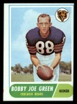 1968 Topps #214   Bobby Joe Green Front Thumbnail