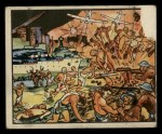 1938 Gum Inc. Horrors of War #6   Suicide Squad of Japs is Blasted at Woonsung Front Thumbnail