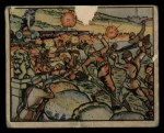 1938 Gum Inc. Horrors of War #1   Marco Polo Bridge is Scene of First Fighting Front Thumbnail