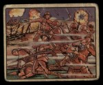 1938 Gum Inc. Horrors of War #52  Chinese Use Gas in Counteroffensive  Front Thumbnail