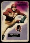 1955 Bowman #129  Dale Atkeson  Front Thumbnail