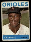 1964 Topps #364   Joe Gaines Front Thumbnail