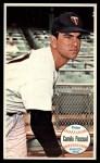 1964 Topps Giants #32  Camilo Pascual   Front Thumbnail