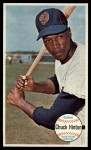1964 Topps Giants #20  Chuck Hinton   Front Thumbnail