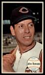 1964 Topps Giants #59   John Romano  Front Thumbnail
