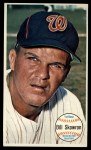 1964 Topps Giants #60   Bill Skowron Front Thumbnail