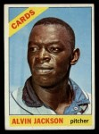 1966 Topps #206   Alvin Jackson Front Thumbnail